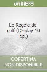 Le Regole del golf (Display 10 cp.) libro