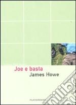 Joe e basta libro