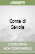 Conte di Savoia libro
