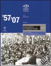 Cinquant'anni di conquiste sociali libro di Casali Veter