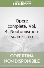Opere complete (4)