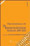 Proceedings of the Kenneth Hudson seminars 2009-2010. European museum accademy