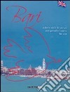 Bari. A dove with its wings outspread towards the sea libro