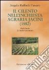 Il cilento nell'inchiesta agraria Jacini (1882) libro