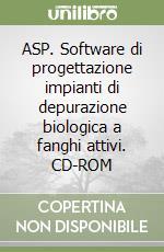 Asp software di progettazione impianti di depurazione for Software progettazione impianti irrigazione gratis