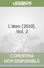 L'ateo (2010) (2) libro