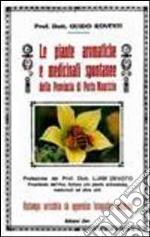 Le piante aromatiche e medicinali spontanee della provincia di Porto Maurizio libro