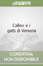 Storia di Calleo e dei gatti di Venezia libro di Cikron Corbellini Dubravka Silvia - Ferramosca Ilaria - Rizzo Letizia