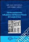 Il diritto amministrativo nelle pronunce dell'Adunanza Plenaria del Condiglio di Stato libro