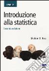 Introduzione alla statistica libro