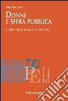 Donne e sfera pubblica. I valori degli europei a confronto libro
