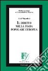 Il diritto nella fiaba popolare europea libro