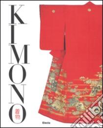 Kimono. L'arte del bello nella cultura giapponese libro di Jackson A. (cur.)