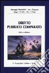 Diritto pubblico comparato libro