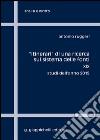 «Itinerari» di una ricerca sul sistema delle fonti (19) libro