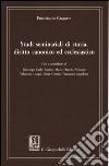 Studi seminariali di storia, diritto canonico ed ecclesiastico libro