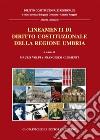 Lineamenti di diritto costituzionale della Regione Umbria libro