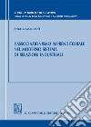L'associazionismo imprenditoriale nel moderno sistema di relazioni industriali libro