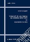 «Itinerari» di una ricerca sul sistema delle fonti. Vol. 20: Studi dell'anno 2016 libro