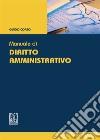 Manuale di diritto amministrativo libro