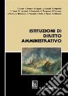 Istituzioni di diritto amministrativo libro