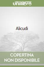 Alicudi libro