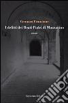I delitti dei beati padri di Mazzarino libro