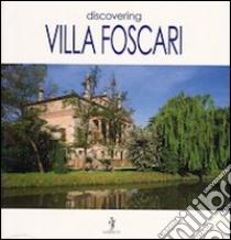Discovering villa Foscari libro di Conton Giuseppe