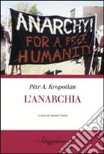 L'anarchia libro