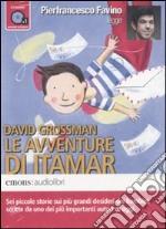 Le avventure di Itamar letto da Pierfrancesco Favino. Audiolibro. CD Audio formato MP3 libro