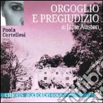 Orgoglio e pregiudizio letto da Paola Cortellesi. Audiolibro. CD Audio formato MP3 libro
