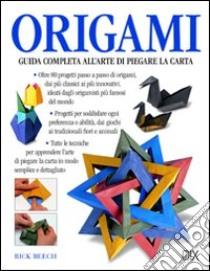 Origami libro di Beech Rick