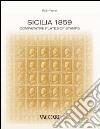 Sicilia 1859. Comparative plates of stamps