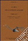 Storia delle scienze agrarie (4) libro