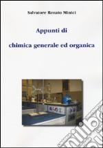 Appunti di chimica generale ed organica libro