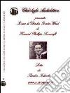 Il caso di Charles Dexter Ward. Audiolibro. CD Audio formato MP3. Ediz. italiana e inglese libro