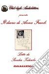 Il diario di Anna Frank. Audiolibro. Con CD Audio formato MP3 libro
