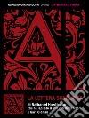 La lettera scarlatta. Audiolibro. CD Audio formato MP3 libro