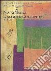 Nuova musica. Le settimane internazionali di Palermo (1960-1968) libro