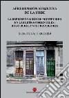 Aprehensión subjetiva de la urbe. La representación de Montevideo en las letras orientales: Hugo Burel y sus precursores libro