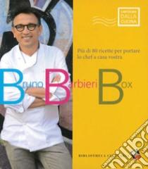 Bruno Barbieri Box libro di Barbieri Bruno
