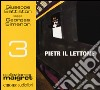 Pietr il Lettone letto da Giuseppe Battiston. Audiolibro. CD Audio formato MP3 libro