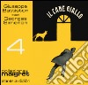 Il cane giallo letto da Giuseppe Battiston. Audiolibro. CD Audio formato MP3 libro
