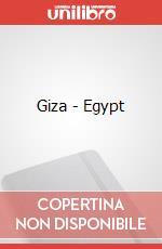Giza - Egypt poster di John Lawrence