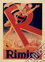 Rimini 1929 poster di ADOLFO BUSI