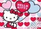 Puzzle 60 pz giant - hky hello kitty - mondo a cuori
