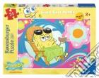Puzzle 24 pz pavimento - spb spongebob puzzle