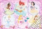 Puzzle 60 Pz Pavimento - Principesse Disney puzzle