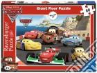 Puzzle 60 Pz Pavimento - Cars 2 - La Grande Corsa puzzle