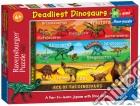 Ravensburger 05393 - Puzzle Da Pavimento Giant 60 Pz - Dinosauri puzzle